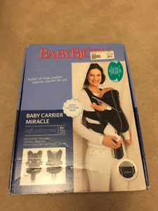 Used Baby Carrier, Baby Bjorn Miracle