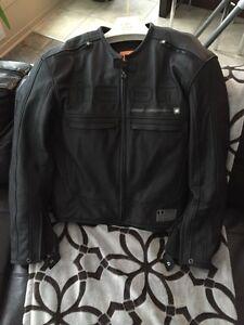 Manteau ICON MotorHead XL Black Edition