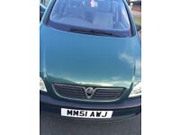 Vauxhall zafia sell or a swap