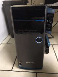 ASUS M32CD - I7-6700 DDR4 16GB, 2TB HD, R9370 2gb Graphics