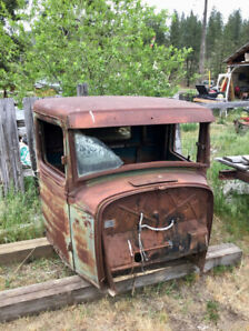 """""""1932 Ford truck cab"""""""