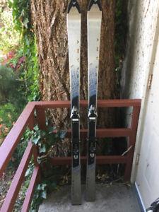 Volante Karve skis 170 cm