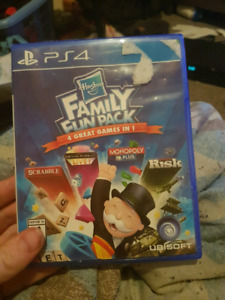 Ps4 family fun pack
