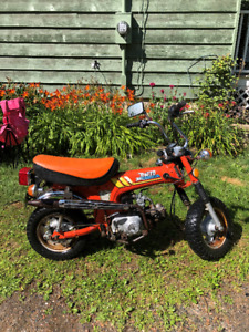 Honda ct 70 for sale