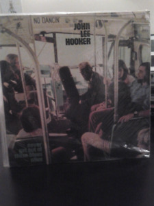 John Lee Hooker Never Get Out of These Blues Alive Vinyl