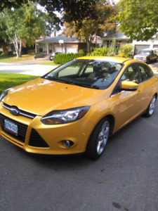 Ford focus 2012 fully loaded