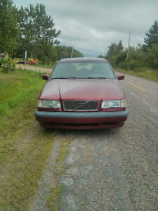 1996 Volvo 850 Wagon new MVI