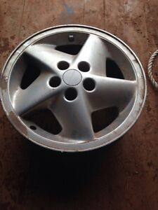 "15"" Sunfire/Cavalier Aluminum Wheels"