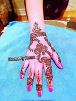 Henna Artist Stands With More Than 10yrs of Exp- Mississauga
