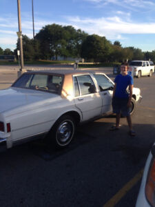 1988 Caprice for sale