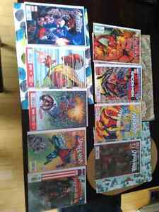 Mid 90's to 2000's. Comics . - Cheap!
