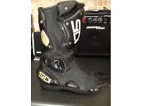 Sidi Vertabrae boots size 8/9