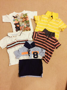 All 2T boy polo shirts