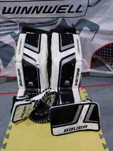 Bauer Youth Goalie Pads
