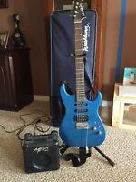 Washburn pro x series electric guitar