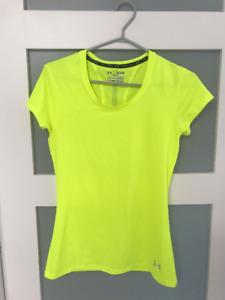 Woman's Under Armour and adidas Workout clothes