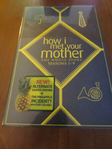 *NEW* DVD How I Met Your Mother - The Whole Story