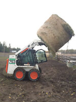 BOBCAT SERVICES,EXCAVATION & HAULING  WILLIAMS LAKE AND QUESNEL