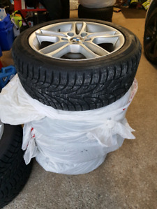 BMW WINTER TIRE PACKAGE FOR SALE! CHEAP!!