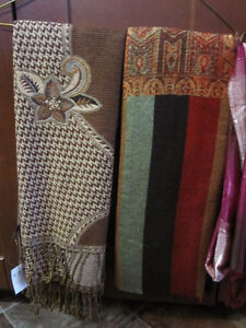 pashmina scarves set of 8