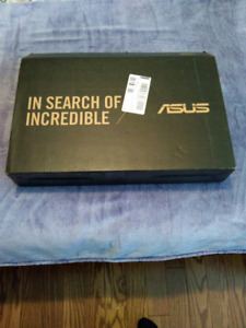 ASUS ZENBOOK FLIP WITH THE BOX (Touch-Screen Convertible Laptop)