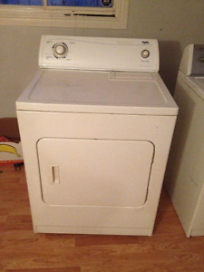 Inglis Dryer Moving Need Gone