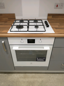 New Electrolux Integrated Electric Oven KOFGH40TW