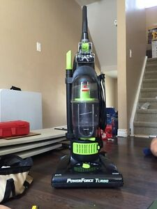 Gently used Bissell power force turbo vacuum
