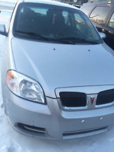 2008 Pontiac Wave Sedan
