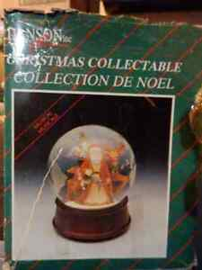 Christmas Scene in a Snow Globe Cambridge Kitchener Area image 1
