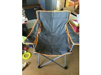 Christmas Gift Brand New Folding Camping Anglers Chair £10