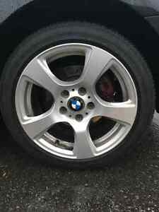 Original OEM BMW Rims + Tires for all 3 Series BMW (CRAZY PRICE)