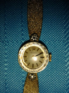 ladies 14K yellow gold Rolex Watch London Ontario image 3