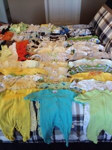 Newborn to 3 Month Clothes for Boy London Ontario image 4