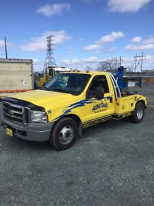 2005 F350 Tow Truck