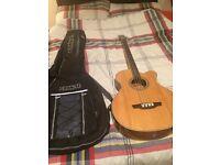 Takamine Electro Acoustic Bass
