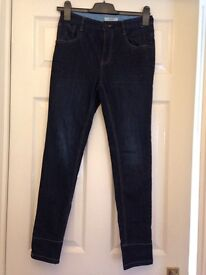 BOYS, BLUE, TED BAKER JEANS (age 12 yrs) £4