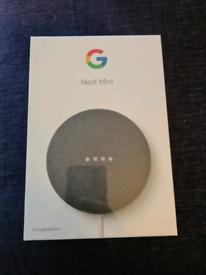 Google nest mini- 2nd Generation