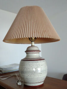 Ceramic Table Lamp for Sale