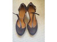 Spanish style 3-inch heels £30 new unused