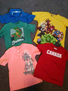 Toddler boys 4T\5t tee shirts $15 takes LOT SALE