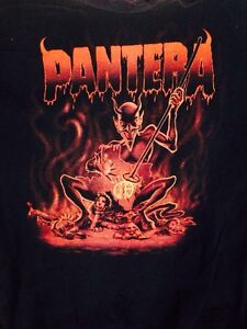 Heavy metal Band PANTERA