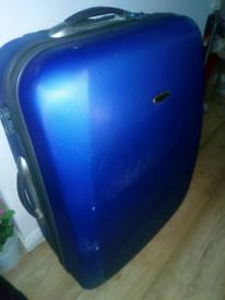 Huge suitcase, trolleycase hard shell, v lightweight construction