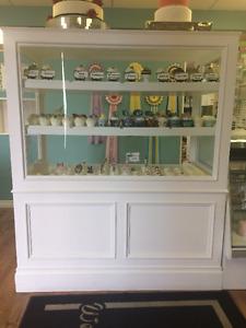 Custom Built Display Cabinet