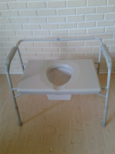Bariatric Commode 60.00