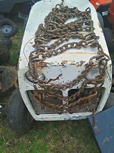 Lawn and Garden Tractor Chains