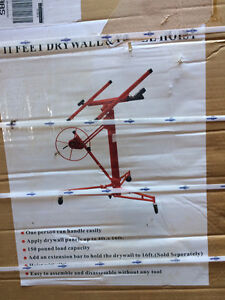 NEW 11 FT DRYWALL LIFT for sale Strathcona County Edmonton Area image 2