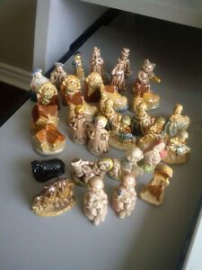 Wade Red Rose Tea Figurines from the 60s & 70s - Nursery Rhymes