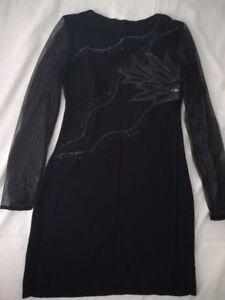 Petite robe noire, / Little black dress