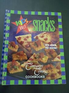 Kids Only Snacks Cook book